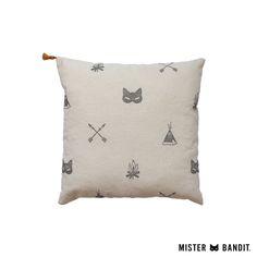 NATIVE printed cushion