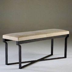 Christian Liaigre - Hobereau Bench