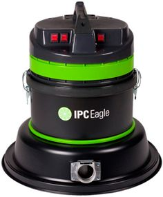 IPC Eagle Barrel Vacuum for 55 Gallon Drum:: 2 Motors, 202 CFM - Dultmeier Sales