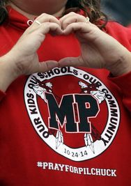 PHOTOS: MPHS Strong — Community heals after school shooting