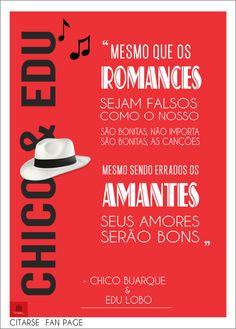 Choro Bandido - Chico Buarque