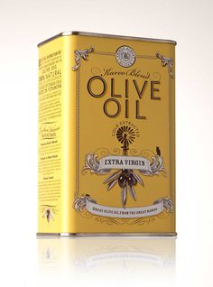 Prince Albert Olives & Oil by Jack Russell Design