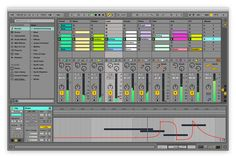 Upgraded from the free Ableton Live 8 (bundled with the Novation SLMK2 MIDI controller) to Live 9 Suite.