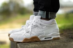 Nike Air Trainer 3 White Gum | Sole Collector