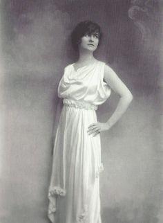 Circa 1910 - Gabrielle Chanel