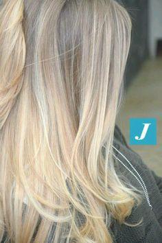 Occhio alla J! L'originale è solo joelle!!!  #degrade #igers #joelle #balestroparrucchieri #altissimo #vicenza