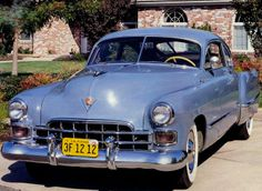 1948 Cadillac Series Sixty-One Club Coupe