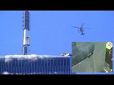 The Only Existing Footage Of 1st Plane Hitting WTC - YouTube