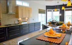 123 Breathtaking U-Shaped Kitchen Designs