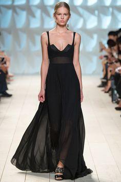 Nina Ricci Spring 2015 RTW Collection at Paris Fashion Week #pfw