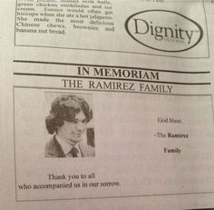 richard ramirez obituary