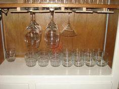 Making a Wine Glass rack