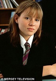 Grange Hill pupil.