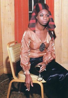 your apocalypse was fab: Photo Nina Simone, Soul Jazz, Afro, Resultado Mega Sena, Vintage Black Glamour, Black Girl Aesthetic, My Black Is Beautiful, Clip, Black Girl Magic