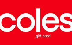 $5 Coles eGift Card