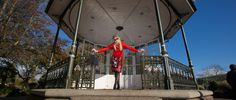 Dartmouth Bandstand Photoshoot