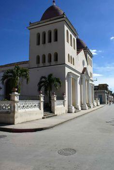 Church in Holguin, Cuba Copyright: Mikhail Mamontov