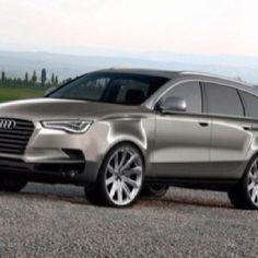Audi Q7 {2012}
