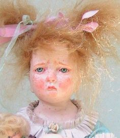 more creepy dolls..this actually made me laugh