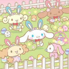 everything cinnamoroll — sanrio easter icons 3 Sanrio Wallpaper, My Melody Wallpaper, Hello Kitty Wallpaper, Kawaii Wallpaper, Cute Wallpaper Backgrounds, Cute Cartoon Wallpapers, Kawaii Shop, Kawaii Cute, Anime Characters