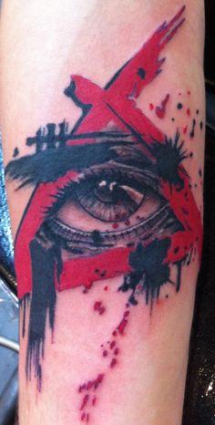 Polk Tattoo. By Travis Luckhurst