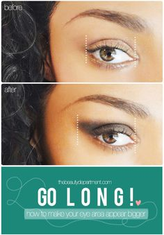We're making a case on why you should (and how to of course!) elongate the lid this weekend! Check it out on thebeautydepartment.com!