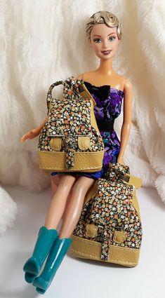 CHOOSE Barbie Doll My Scene Fashionistas Fashion Fever Purse Bag Accessory