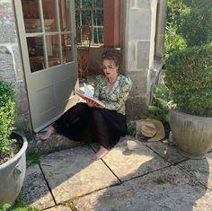 Helena Carter, Helena Bonham Carter, Edinburgh Book Festival, Helen Bonham, Enola Holmes, Bellatrix Lestrange, Katie Mcgrath, Celebs, Celebrities