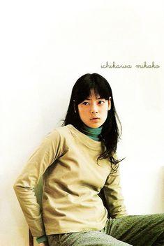 mikako ichikawa , ichikawa mikako (市川実日子)