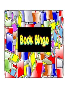 Want to motivate your students to read?  With the Book Bingo card, students are challenged to read a variety of genres while trying to get a Bingo.  Set up your own reward system and you will be surprised at the results.