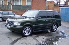 Range Rover P38 Vogue - Go anywhere, do anything