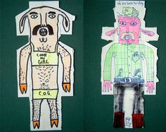 Blog: The Ultimate Warrior - Doodlers Anonymous
