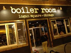 A Logan Square gem- be sure to order the PB & J special, which is a slice of pizza, a PBR and a shot of Jameson all for $8.50.