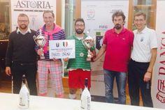 Paolo Parodi e Flavio Barba sono Campioni d'Italia Footgolf a Coppie della @Federfootgolf