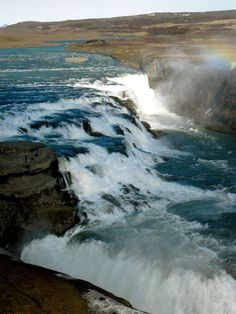 Gullfoss #goldencircle #iceland