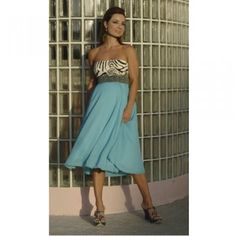 Nicole Maternity Formal Dress S-2XL.