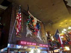 JD's Scenic Southwestern Travel Destination Blog: Route 66 Amarillo, Texas ~ The Big Texan Steak Ranch!