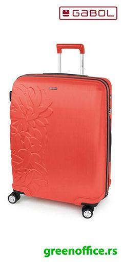 Uštedite 2.000,00 dinara uz besplatnu dostavu na prelepom crvenom koferu Gabol Bloom. Klikom na sliku pogledajte detalje proizvoda i cenu.