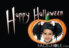 Marco para fotos Happy Halloween