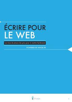 Invox - Ecrire pour le web - Ebook Gratuit Webmarketing, content, web, blog,...