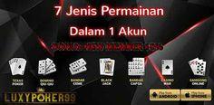 LuxyPoker99 ingin memberikan anda untuk bermain judi ceme online indonesia dan bisa menjadi bandar dalam permainan judi ceme online indonesia luxypoker99.