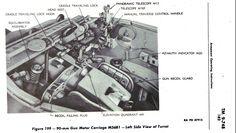 m36 turret diagram Sherman Tank, Tank Destroyer, Historical Photos, Scale Models, Military Vehicles, Wwii, Tanks, Jackson, Achilles