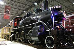 Locomotive GTR 713