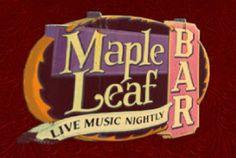 Maple Leaf Bar   New Orleans music venue