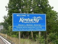 kentucky-road-sign.jpg 410×310 pixels