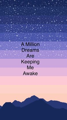 A million dreams-Greatest Showman Lyric Quotes, Movie Quotes, Life Quotes, Coldplay, Walpapers Hd, Favorite Quotes, Best Quotes, The Greatest Showman, Disney Quotes
