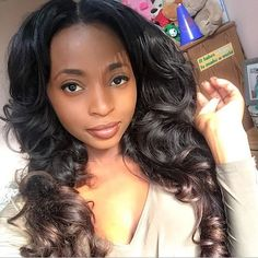 Always love the pretty girl❤️ beautiful girl with beautiful hair, amazing curls, would you want to try? Peruvian body wave http://www.aliexpress.com/store/product/Unice-Queen-Hair-Products-5A-Peruvian-Virgin-Hair-Body-Wave-3-bundles-4pcs-100g-Unprocessed-5A/1081378_1599218093.html