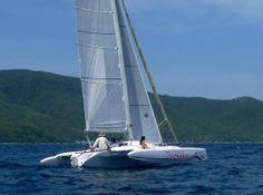 New Sprint 750 MKII - #multihull #sailboat
