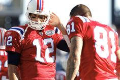 Tom Brady & Aaron Hernandez