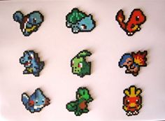 Pokemon Keyring, Brooch or Big sprite / Llavero, broche o sprite grande. Choose yours!!!  €2.95 https://www.etsy.com/es/listing/167024054/pokemon-en-llavero-broche-o-sprite-elige #pokemon #anime #manga #otaku #freak #friki #geek #videogames #videojuegos #pokemonxy